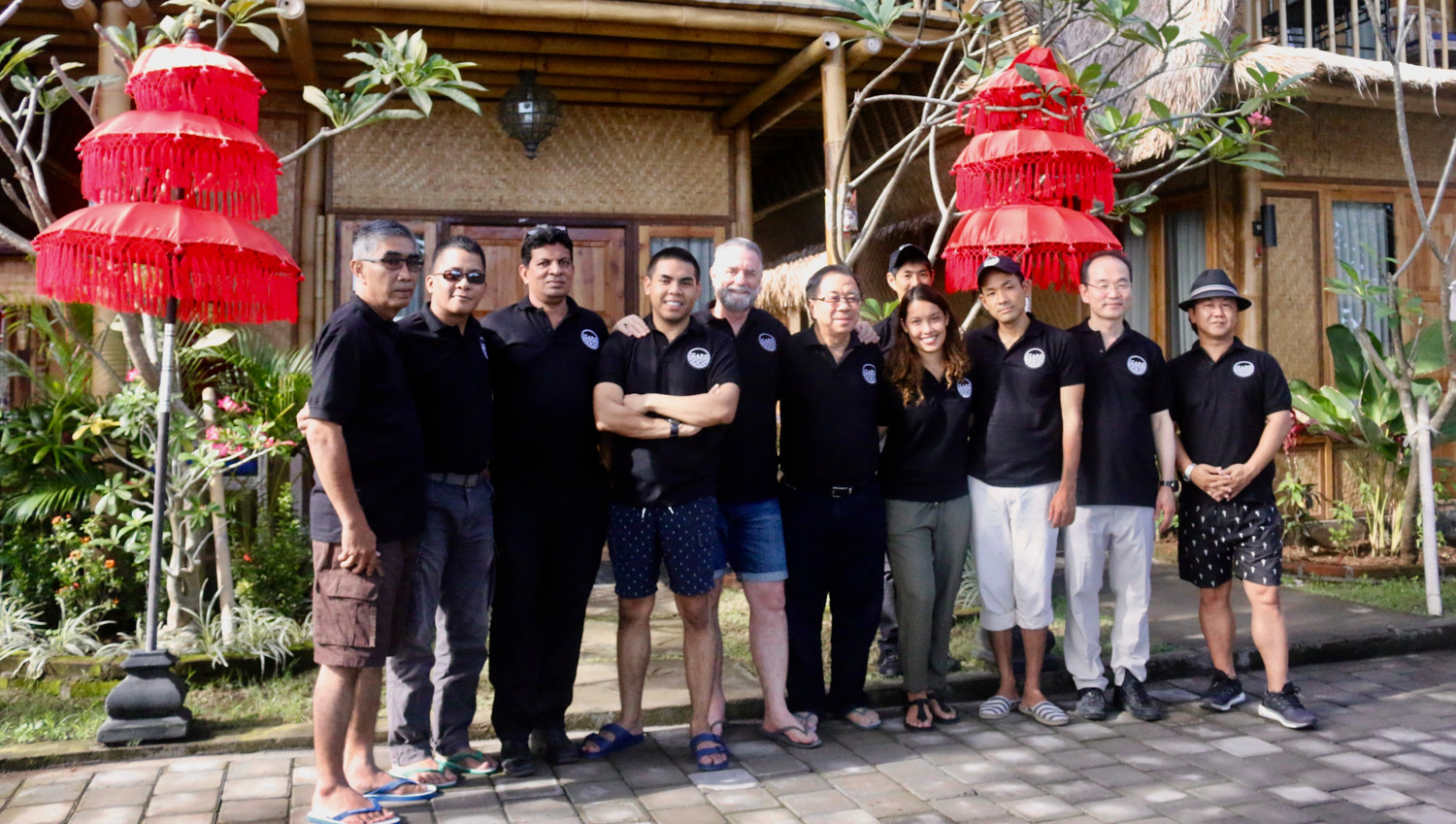 Pioneers in the Fight against Drug Addiction meet in Bali ICARO – The Magic of Recovery